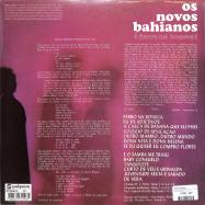 Back View : Os Novos Baianos - FERRO NA BONECA (180G LP) - Polysom / 332261