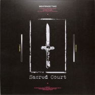 Back View : Various Artists - SENTENCE TWO - Sacred Court / SCX016