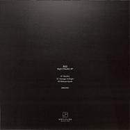 Back View : RQZ - NIGHT DWELLER EP - Untitled Musica / UNMUS001