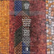 Back View : Foshe & Bentley - PARLOUR CUCINA (LP, 180G VINYL) - Headcount / HC78