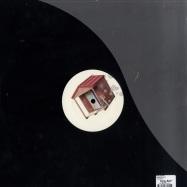 Back View : Jose Galban - BARBARELLE EP - Obsolete005
