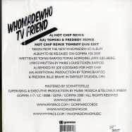 Back View : Who Made Who - TV FRIEND - Gomma117