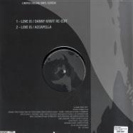 Back View : Demis Roussos - LOVE IS (DANNY KRIVIT RE-EDIT) - Discograph / 6153606
