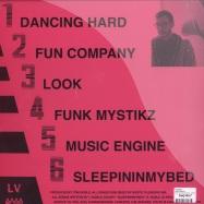 Back View : Tom Noble - LIGER VISION EP - Clone Loft Supreme Series / CLSS07