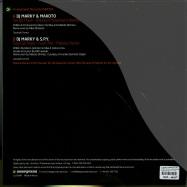 Back View : DJ Marky & Makoto / DJ Marky & Spy - SECRET PLACE / DAYS GO SLOW - Innerground Records / inn039