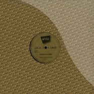 Back View : Roman Fluegel - EVEN MORE / MORE & MORE & MORE (BLACK REPRESS ) - Clone Jack For Daze / CJFD018