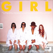 Back View : Pharrell Williams - G I R L (LP + MP3) - Sony Music 88843057271