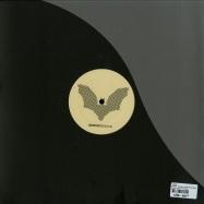 Back View : Leghau - KARMA / TENSION (PLANKTON & MADA / MONOMOOD RMXS) - Abstract Animal / Animal006