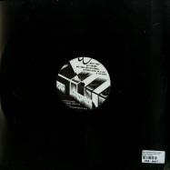 Back View : Ben La Desh & Norm De Plume - GIVE TO RECEIVE EP (VINYL ONLY) - Plumage / Plumage03
