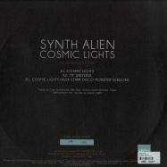 Back View : Synth Alien - COSMIC LIGHTS EP - Interstellar Tracks / IT-005