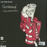 Back View : Victor Ruiz - RED LIGHTS & NEVERMIND (BART SKILS, OLIVER HUNTEMANN REMIXES) - Senso Sounds / Senso023
