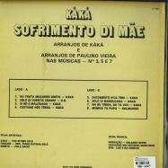Back View : Kaka - SOFRIMENTO DI MAE (LP) - Kaka Records / KAKALP-1857