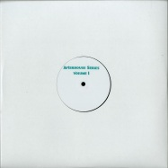 Back View : Donato Dozzy - AFTERHOUSE 01 - Afterhouse / AFHS01