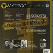 Back View : Various Artists - SAN DIEGO FOUNDATIONAL ROOTS (LP) - Log On ! / LOG-SAN01