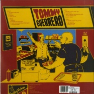 Back View : Tommy Guerrero - SOUL FOOD TAQUERIA (180G 2X12 LP, 2019 REPRESS) - Be With Records / bewith026lp