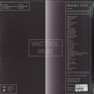 Back View : Vactrol Park - MUSIC FROM THE LUMINOUS VOID (180G) - Malka Tuti / Malka Tuti LP 003