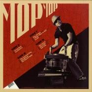 Back View : Mop Mop - KISS OF CALI (2X12 LP) - INFRACom! / IC1451