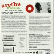 Back View : Aretha Franklin with the Ray Bryant Combo - ARETHA (180G LP) - WaxTime / 771903 / 4211554