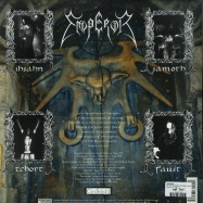 Back View : Emperor - IN THE NIGHTSIDE ECLIPSE (LTD PICTURE LP) - Spinefarm / 7732444
