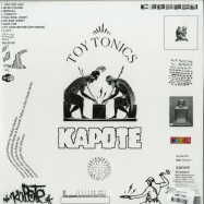 Back View : Kapote - WHAT IT IS (2LP, POSTER) - Toy Tonics / TOYT090