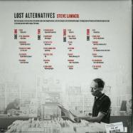 Back View : Steve Lamacq - LOST ALTERNATIVES (WHITE 180G 2LP, RSD 2019) - Demon Records / DEMREC406