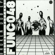 Back View : Digital & Response - BROKEN DUB EP - Function Records / FUNC048