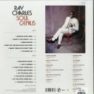 Back View : Ray Charles - SOUL GENIUS (LP) - Wagram / 05176641