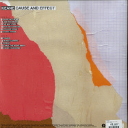 Back View : Keane - CAUSE AND EFFECT (180G LP + MP3) - Island / 7791608