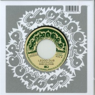 Back View : Gregory Isaacs / Ossi All-Stars - STORM / LEGGO DUB (7 INCH) - 17 North Parade / VP9640