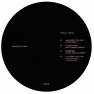 Back View : Michael James - WINDS OF CHANGE (HUERTA, NICK BERINGER, PASCAL BENJAMIN & JORGE SAVORETTI MIXES) - Constant Black / CB 010