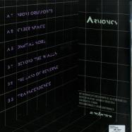 Back View : Armonics - NUOVO ORIZZONTI - Slow Motion / SLOMO044