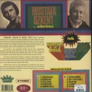 Back View : Mustafa Ozkent - GENCLIK ILE ELELE (LP) - Jackpot Records / JPR031LP / 00092759