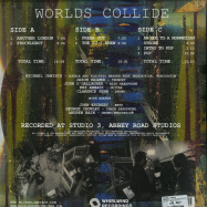 Back View : Michael Janisch - WORLDS COLLIDE (LTD ORANGE SPLATTERED 2LP + MP3) - Whirlwind / WR4742 / 05179771