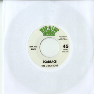 Back View : The Geto Boys - TRIGGER HAPPY NIGGA / SCARFACE (7 INCH) - Rap-A-Lot / RAP45-2