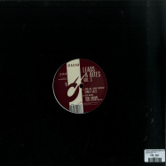 Back View : Various (Jerome Sydenham, Argy, Janne Tavi, Herb) - LEADS & BITES VOL. 3 - Ibadan / IRC142