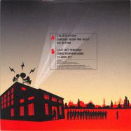 Back View : Staatseinde - DARUEBER REDEN WIR NICHT - Lo Phi Forms Records / LPF02