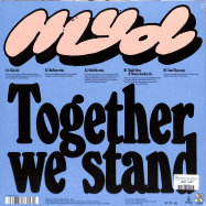 Back View : Myd - TOGETHER WE STAND (PINK COLOURED VINYL) - Ed Banger , Because Music / BEC5676213