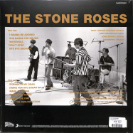 Back View : The Stone Roses - STONE ROSES (CLEAR 180G LP) - Sony Music / 19439793301
