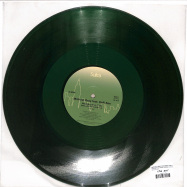 Back View : Michael Gray featuring Kelli Sae - MACARTHUR PARK (GREEN COLOURED VINYL) - Sultra / SL012