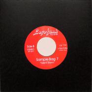 Back View : Various Artists - LEGO EDIT - SAMPLE BAG 7 (7 INCH BLACK / VINYL ONLY) - Legofunk Records / LGF709