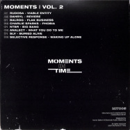 Back View : Various Artist - MOMENTS VOL.2 - Moments In Time / MIT005