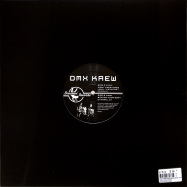 Back View : DMX Krew Featuring Blak Tony - NIGHT CREATURES - Breakin Records / BRK67