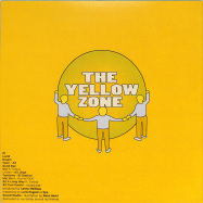 Back View : Lenny - THE YELLOW ZONE - The Yellow Zone / TYZ001
