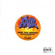 Back View : DJ DSK - DNA EDITS INSTRUMENTALS VOL. 2 (7 INCH) - DNA / DNA-016
