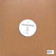 Back View : Snad - NANDRI EP (VINYL ONLY) - FEUILLETON / FEUILLETON006