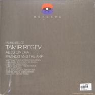 Back View : Tamir Regev - ABES CINEMA / FRANCO AND THE ARP - Moments / MOMENTS002