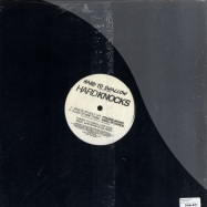 Back View : Various Artists - HARDKNOCKS - Hard To Swallow / HTS003