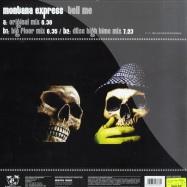 Back View : Montana Express - TELL ME - Haiti Groove / hgr019