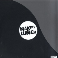 Back View : Marco Bailey & Tom Hades - BLADE RUNNER EP - Naked Lunch / nl1210