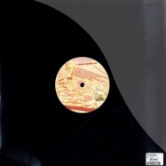 Back View : Perro Magnetico - LATE NIGHT COWGIRL - Mean Records / mean007